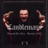 Purchase Candlemass - Doomed For Live CD1