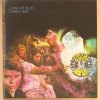 Purchase Canned Heat - Living The Blues (Vinyl) CD1