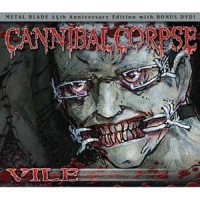 Purchase Cannibal Corpse - Vile (25Th Anniversary Re-Issue)