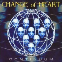 Purchase Change Of Heart - Continuum