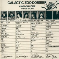 Purchase Arthur Brown - Galactic Zoo Dossier