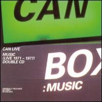 Purchase Can - Live Music (1971-1977)