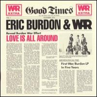 Purchase Eric Burdon - Love Is All Around