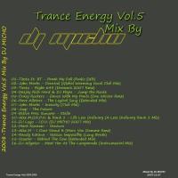 Purchase DJ Micho - Trance Energy-Vol.5 Mix By DJ MICHO