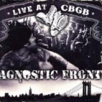 Purchase Agnostic Front - Live at CBGB's
