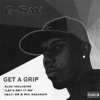 Purchase G-Sav - Get A Grip BW Let's Get It On (CDS)
