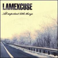 Purchase Lamexcuse - All Important Little Things