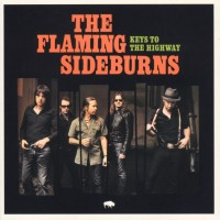Purchase Flaming Sideburns - Keys To The Highway