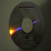 Purchase The Presslaboys - Warped EP CDM