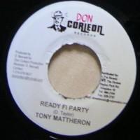 Purchase Tony Matterhorn - Ready Fi Party VLS