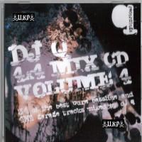 Purchase VA-DJ Q - 4x4 Mix CD Volume 4