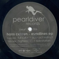 Purchase Hans Centen - Guadlines Vinyl