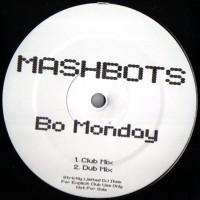 Purchase Mashbots - Bo Monday-(BM01MM) Vinyl