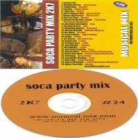 Purchase VA - DJ Musical Mix-Soca Party Mix 2k7 Pt 24