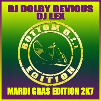 Purchase VA - Bottom DJz: Mardi Gras Edition 2k7