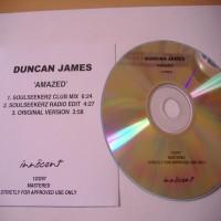 Purchase Duncan James - Amazed (Inc Soulseekerz Mixes)