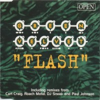 Purchase Green Velvet - Flash