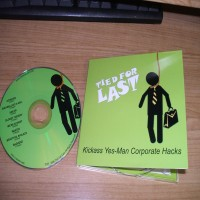 Purchase Tied for Last - Kickass Yes-Man Corporate Hacks Digipak