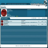 Purchase Tony Thomas - Drumatica (TRIBO017)