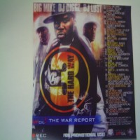 Purchase VA - Big Mike DJ Diggz And DJ Lust-The Hard Way 3