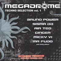 Purchase VA - Megadrome Techno Selection Vol 1