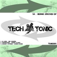 Purchase VA - Seismic Grooves EP   WEB