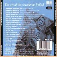 Purchase VA - The Art Of The Saxophone Ballad