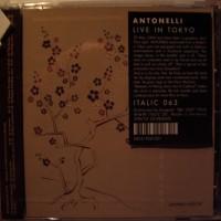 Purchase Antonelli - Live In Tokyo