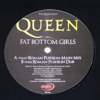 Purchase Queen - Fat Bottom Girls (RPC002) Vinyl
