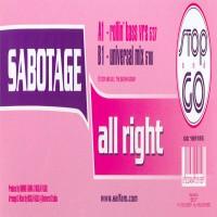 Purchase Sabotage - GO185185