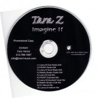 Purchase Tara Z - Imagine If CDM