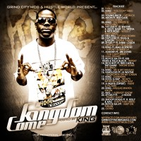 Purchase VA - Grind City Mob Present - Kingdome Come (Hosted By King) Bootleg