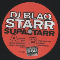 Purchase DJ Blaq Starr - Supastarr
