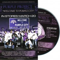 Purchase Purple Project - Welcome To Purple City