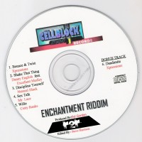 Purchase VA - Enchantment Riddim-PROMO CD