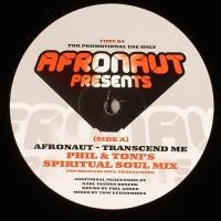 Purchase afronaut - transcend me