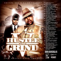 Purchase VA - Escape Ent. & DJ AC Present - Hustle & Grind Vol.5 Bootleg