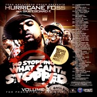 Purchase VA - Hurricane Foss - No Stopping What Cant Be Stopped Vol.2 Bootleg