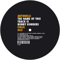 Purchase Antonelli - THE NAME OF THIS TRACK IS BOBB