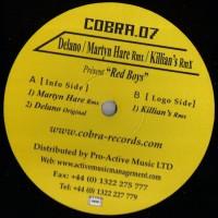 Purchase Delano - Red Boys-(COBRA.07) Vinyl