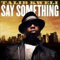 Purchase Talib Kweli - Say Something CDS