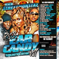 Purchase VA - Tha Streetmonstaz - R&B Ear Candy Vol.11 (Slow Motion Edition) Bootleg
