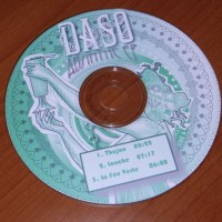 Purchase Daso - Absinthe EP-(CNS0136) Promo-CDS