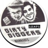 Purchase Dirty Diggers - Wannabes-ZEBTRAF036 Vinyl