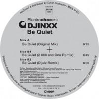 Purchase Djinxx - Be Quiet WEB