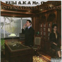 Purchase Euli A.k.a Mr. Georgia - International Business-BOOTLEG CD