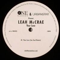 Purchase Leah Mccrae - Your Love (Jus Soul Remix)
