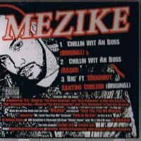 Purchase Mezike - chillin wit ah boss (CDS)