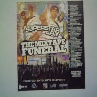 Purchase VA - Superstar Jay-The Mixtape Funeral (Hosted By Busta Rhymes)