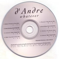 Purchase D Andre - Whatever